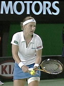 Svetlana Kuznetsova ved Australien Open 2006
