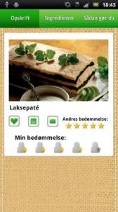 Arla Karolines Køkken - App til Android med opskrifter til madlavning