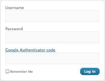 Google Authenticator - Totrinsbekræftelse beskytter din WordPress installation