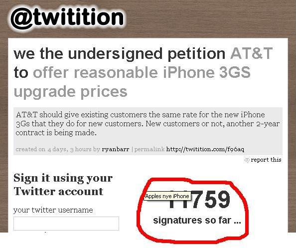 Ryan Barrs Twitter-begæring er blevet underskrevet over 11.000 gange